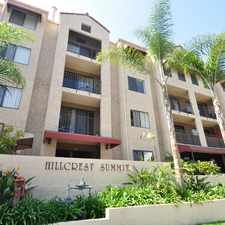 Rental info for Hillcrest Summit Apartments