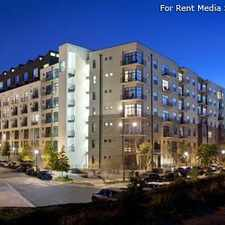 Rental info for AMLI Old 4th Ward in the Atlanta area
