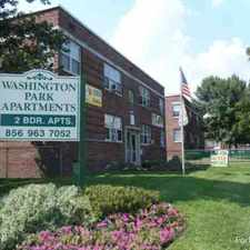 Rental info for Washington Park