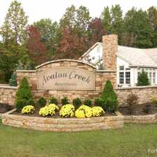 Rental info for Avalon Creek Apartments