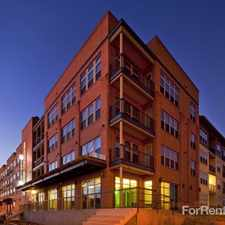 Rental info for Cevallos Lofts
