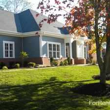 Rental info for Cumberland Green