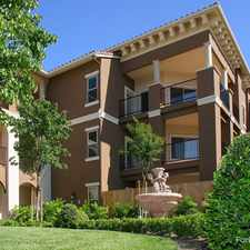 Rental info for Villa Sorrento Senior Apartments in the Fresno area