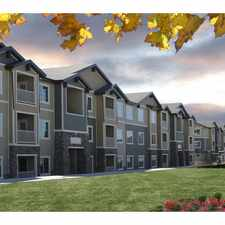 Rental info for Aldara Apartment Homes in the Saratoga Springs area