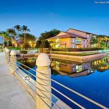Rental info for Archstone Boca Town Center