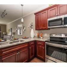 Rental info for Village West Luxury Apartments in the Kansas City area