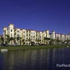 Rental info for Modera Pembroke Pines