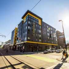 Rental info for 700 On Washington in the Minneapolis area