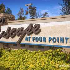 Rental info for Escape at Four Points