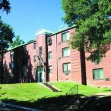 Rental info for Lucas Hunt Village in the St. Louis area