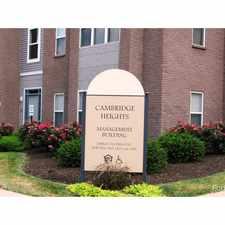 Rental info for Cambridge Heights