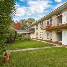 Rental info for TRANQUIL LIVING AT ITS FINEST in the Adelaide area
