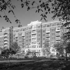 Rental info for The Woodley in the Washington D.C. area
