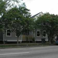 Rental info for 188 Saint Philip St in the Charleston area