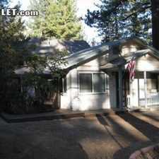 Rental info for $1750 2 bedroom House in El Dorado County