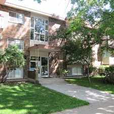 Rental info for Extra Large Bachelor Apartment Near University of Alberta in the Garneau area