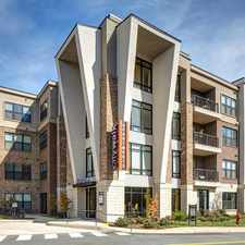 Rental info for City Walk Apartments in the Charlottesville area