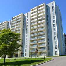 Rental info for 110 Inverlochy Boulevard in the Markham area