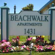 Rental info for Beautiful Bayside Upstairs 1 Bedroom apartment! Now Available! in the Foster City area