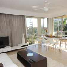 Rental info for Furnished Beachside Apartment With Elevator in the Broadbeach area