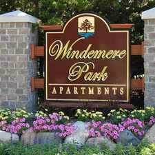 Rental info for Windemere Park Apartments