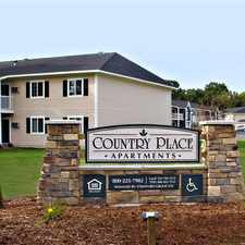 Rental info for Country Place Apartments