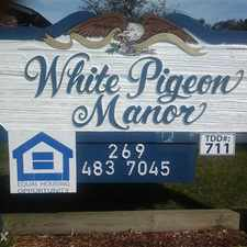Rental info for White Pigeon