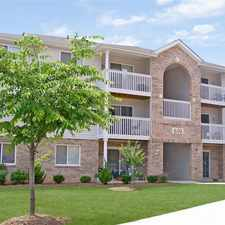 Rental info for River Crossing Apartments