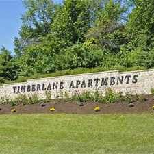 Rental info for Timberlane Apartments