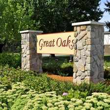 Rental info for Great Oaks
