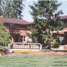 Rental info for Stratford Villa Apartments and Townhomes