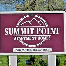 Rental info for SUMMIT POINT APARTMENTS