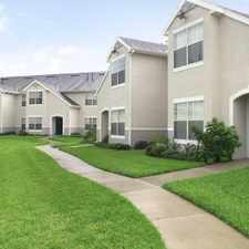 Rental info for Hickory Pointe Senior Community in the Melbourne area