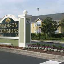 Rental info for Madison Commons