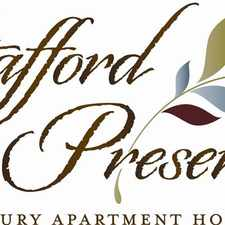 Rental info for Stafford Preserve