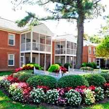 Rental info for Rose Hall Apartments