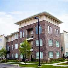 Rental info for East Village at Avondale Meadows in the Fairgrounds area