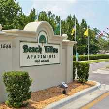 Rental info for Beach Villas Apartments in the Sandalwood area