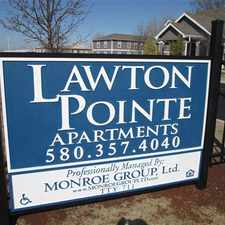 Rental info for Lawton Pointe Apartments
