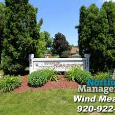 Rental info for Wind Meadows Apartments