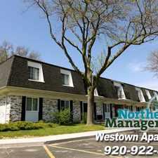 Rental info for Westown Estates