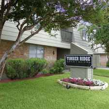 Rental info for Timber Ridge Apartments in the Corpus Christi area