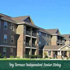 Rental info for Ivy Terrace