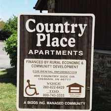 Rental info for Country Place