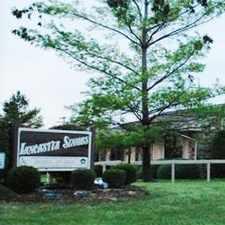Rental info for Lancaster Senior Apartments