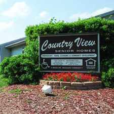Rental info for Country View Senior Apartments
