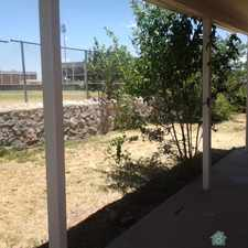 Rental info for located next to Andres High School and Newman Elementary School--Walmart Shopping Mall- parks - quiet neighborhood -attached single garage-ceramic flooring-
