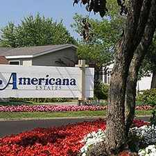 Rental info for Americana estates