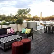 Rental info for Fully Furnished, Two Bedroom Apartment with Large Terrace in the East Perth area