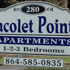 Rental info for Pacolet Pointe (280 McDowell St)